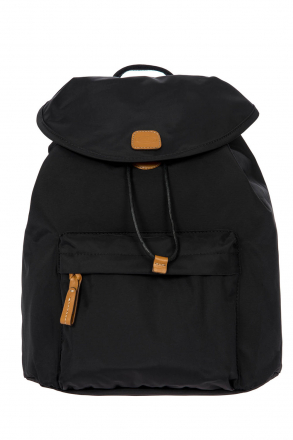 0597 Bric's X-Travel Backpack 30x34x14 cm Black