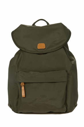 0597 Bric's X-Travel Backpack 30x34x14 cm Green