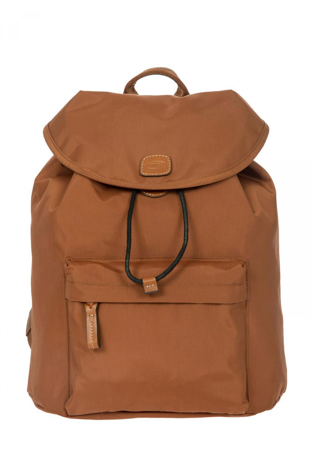 0597 Bric's X-Travel Backpack 30x34x14 cm Brown