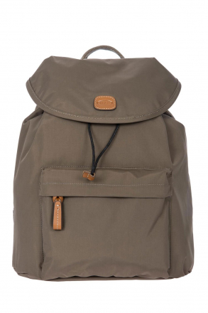 0597 Bric's X-Travel Backpack 30x34x14 cm Grey