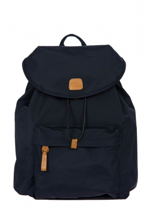 0597 Bric's X-Travel Backpack 30x34x14 cm Blue