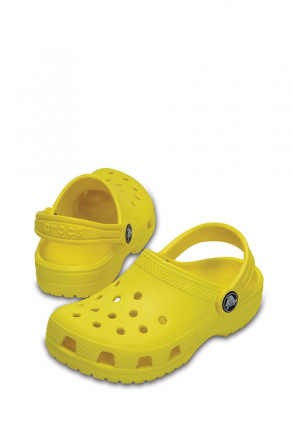 204536 Crocs Kids Sandals 19-34 Yellow