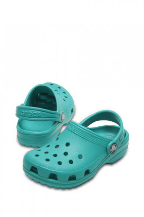 204536 Crocs Kids Sandals 19-34 Green
