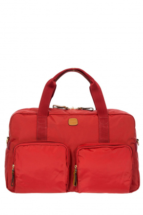 2192 Bric's X-Travel Travel Bag 46x24x22 cm Red