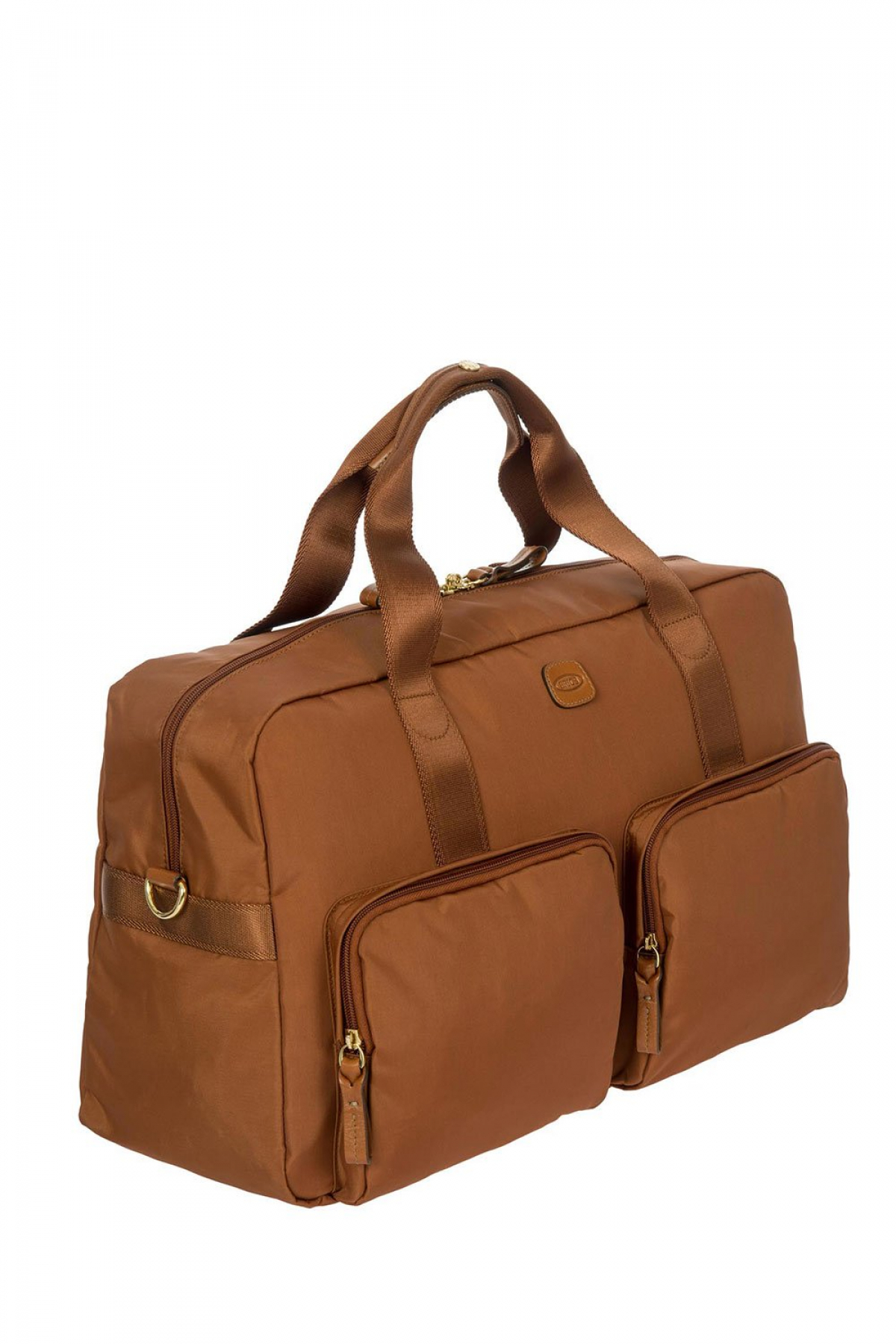 2192 Bric's X-Travel Travel Bag 46x24x22 cm Brown