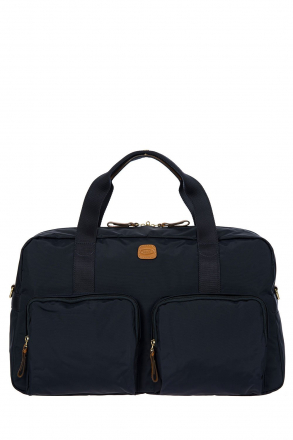 2192 Bric's X-Travel Travel Bag 46x24x22 cm Blue