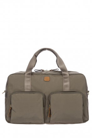 2192 Bric's X-Travel Travel Bag 46x24x22 cm Grey