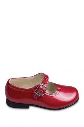 27098 Chiquitin Kids Shoes 30-37 Red