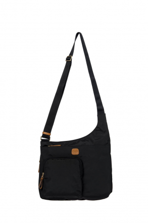 2732 Bric's X-Bag Post Officer Bag 32x28x8 cm Black