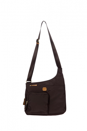 2732 Bric's X-Bag Post Officer Bag 32x28x8 cm Brown