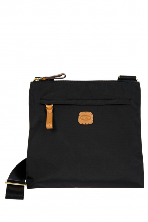 2733 Bric's X-Bag Shoulder Bag 27x25x4 cm Black