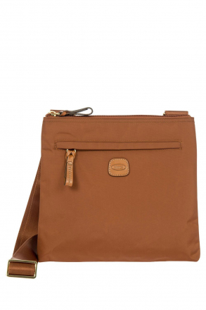 2733 Bric's X-Bag Shoulder Bag 27x25x4 cm Brown