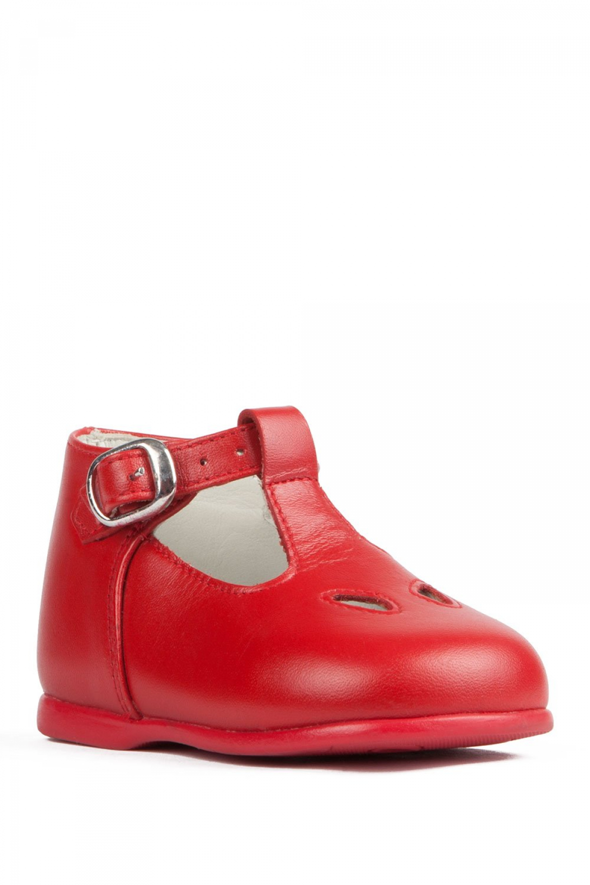28 Chiquitin First Step Kids Shoes 17-22 Red