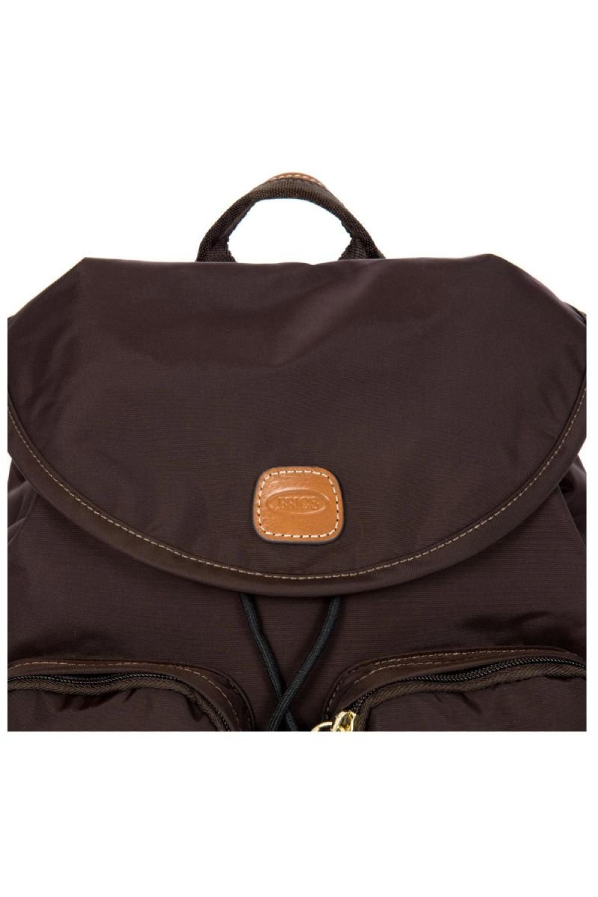 3754 Bric's X-Travel Backpack 27x27x13 cm Brown
