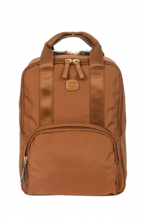 3756 Bric's X-Travel Backpack 28x36x16 cm Brown