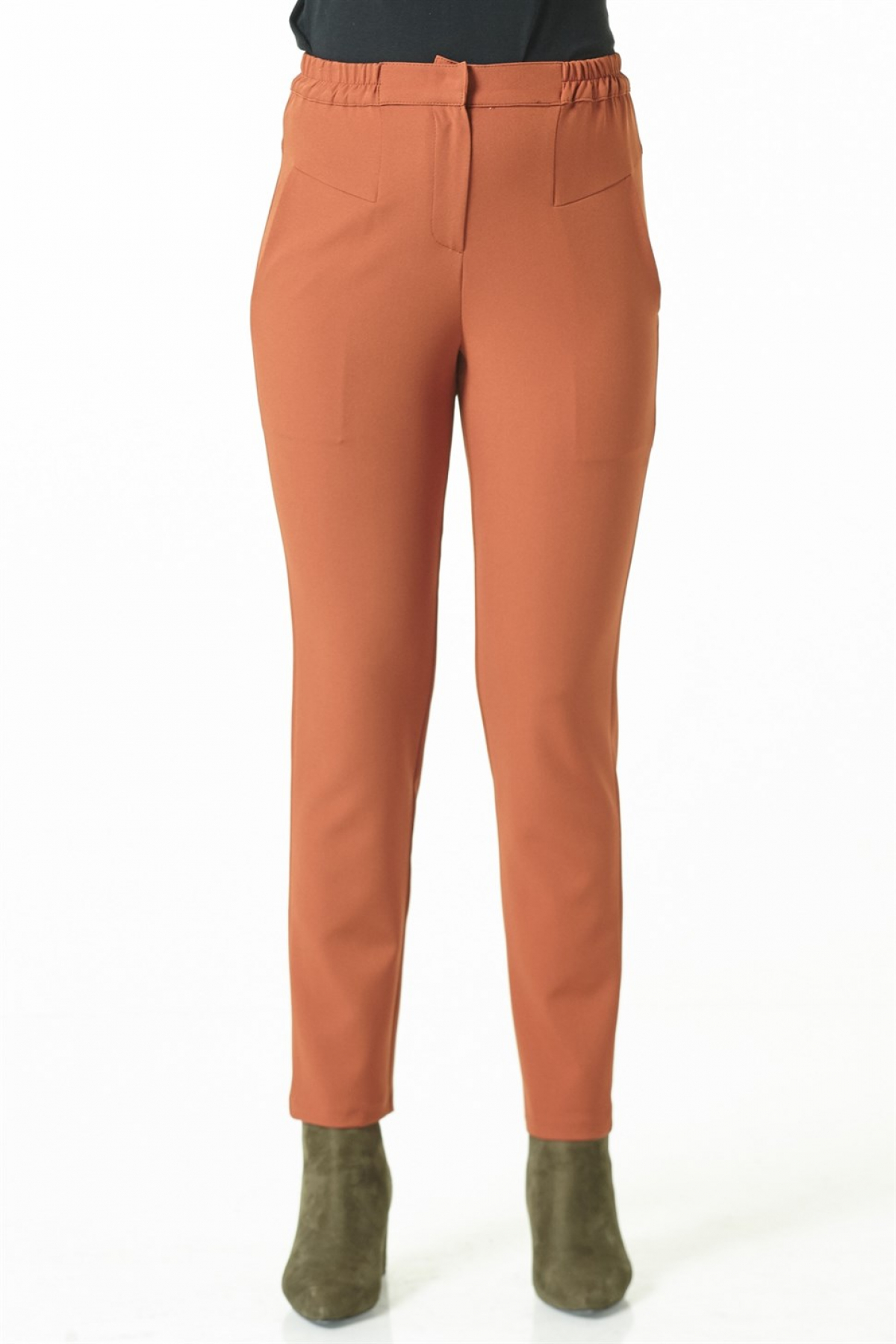 Armine Women Pants - 8k2638  Brown