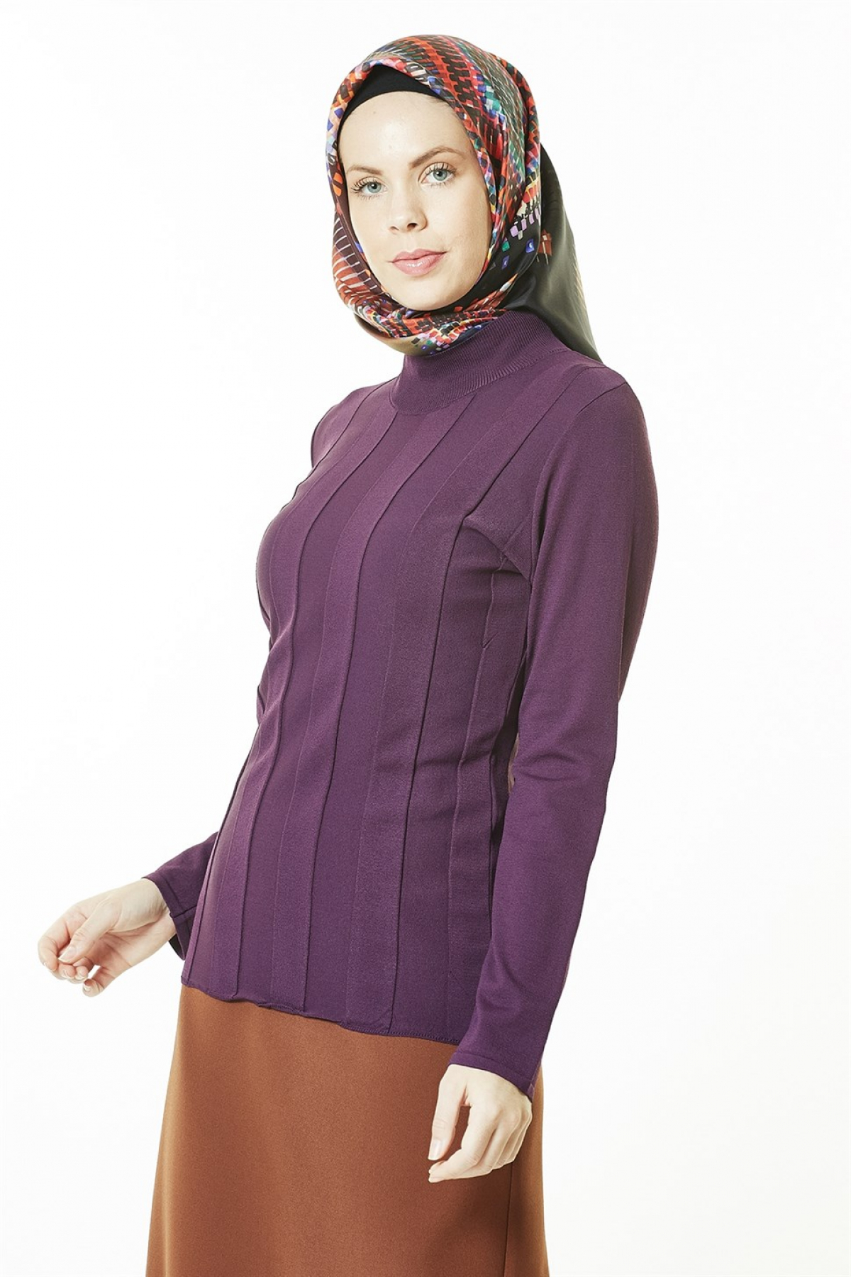 Armine Women Sweater  8kd2015  Purpule