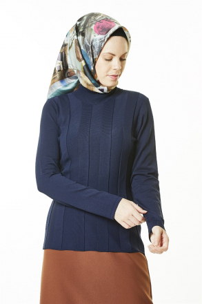 Armine Women Sweater  8kd2015 Blue
