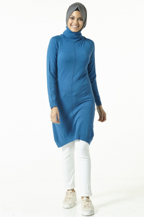 Armine Women Tunic - 8kd2018 Blue