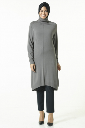 Armine Women Tunic - 8kd2018 Grey
