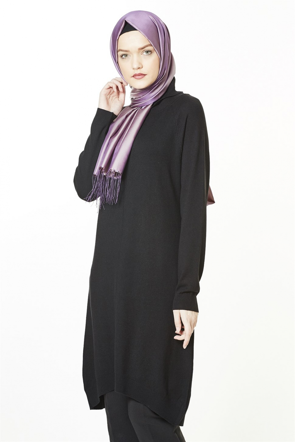 Armine Women Tunic - 8kd2018  Black