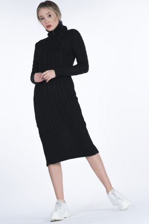 Knitwear Women Dress K11