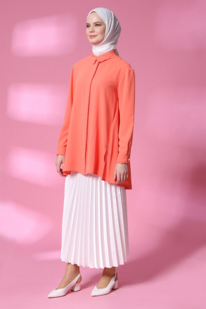 Armine Pleated Skirt 20Y1901