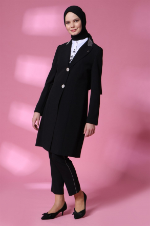 Armine Women Suit With A Jacket 20Y6108