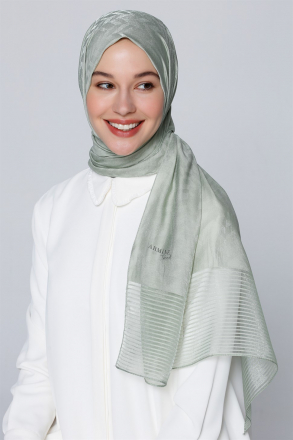 Armine Women Shawl - S00OA0444027 Green