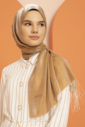 Armine Women Shawl S00OA0444059 Orange